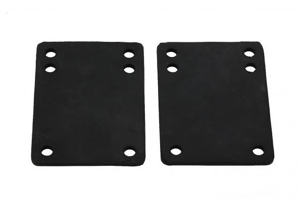 podložky Tempish Distanční destička PU - Black one size