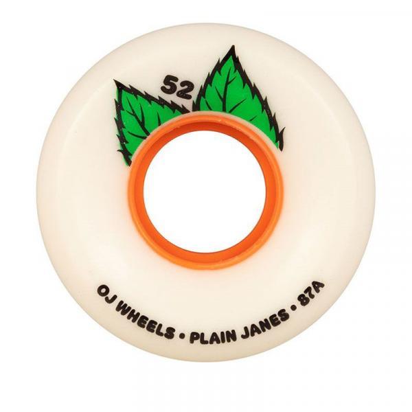 SK8 KOLA OJ Plain Jane Keyframe - bílá