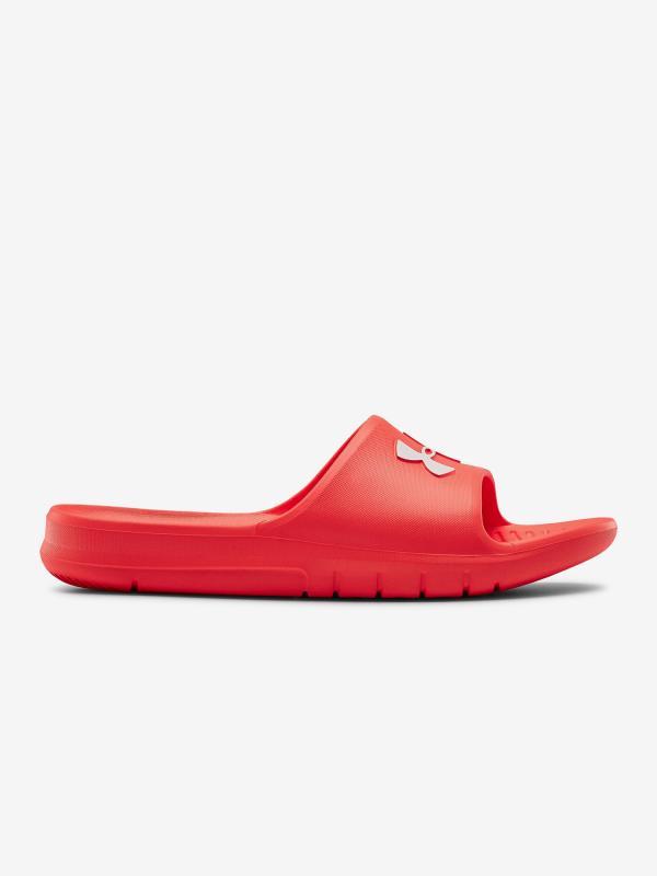 Pantofle Under Armour Core Pth Sl Červená