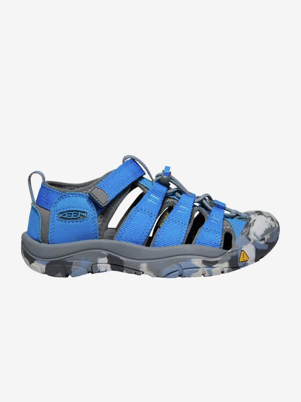 Sandály Keen Newport H2 Jr. Sky Diver Us Modrá