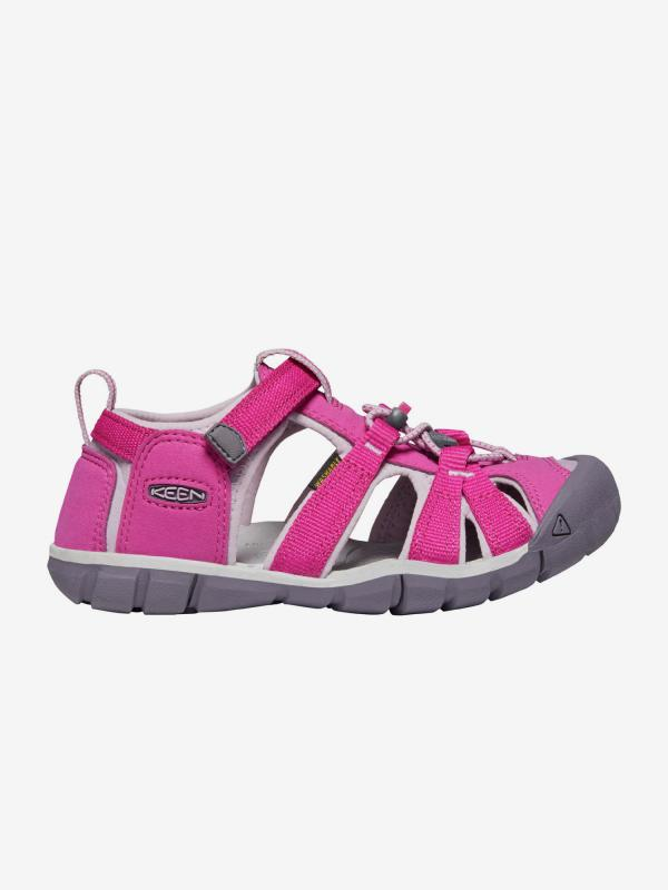 Boty Keen Seacamp Ii Cnx K Very Berry/Dawn Pink us Růžová