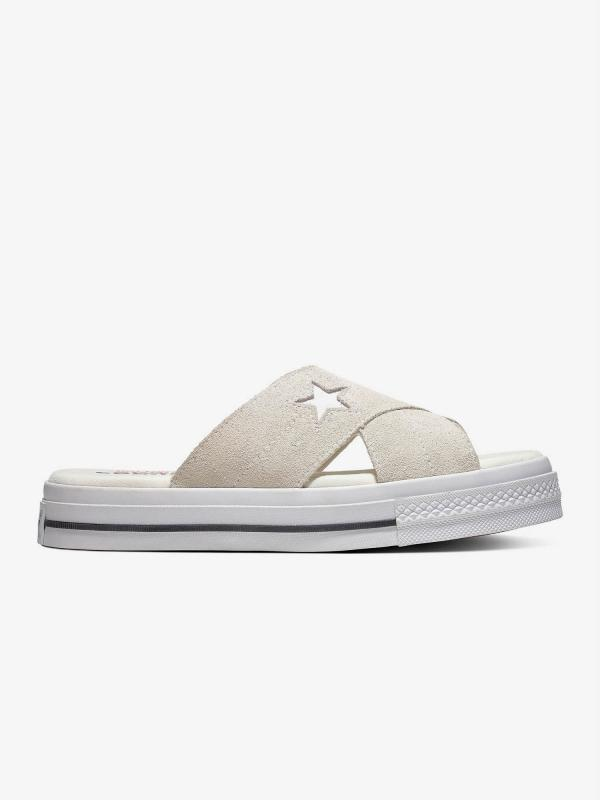 Pantofle Converse One Star Sandal Barevná
