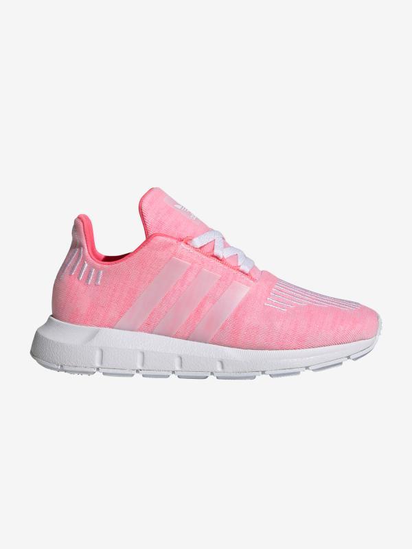 Boty adidas Originals Swift Run C Růžová