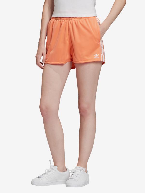 Kraťasy adidas Originals 3 Str Short Oranžová