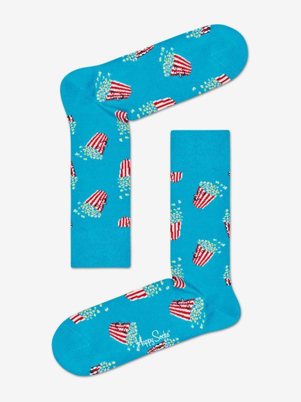 Ponožky Happy Socks Popcorn Sock Barevná