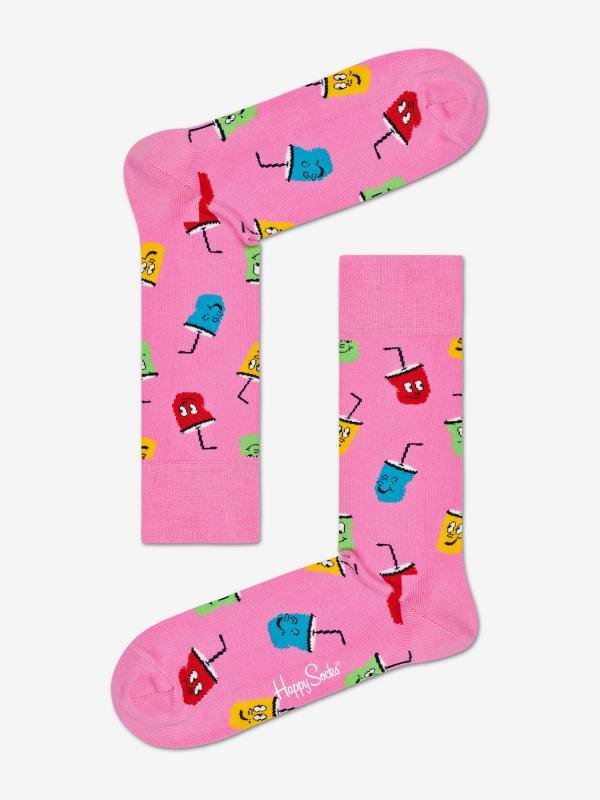 Ponožky Happy Socks Soda Sock Barevná