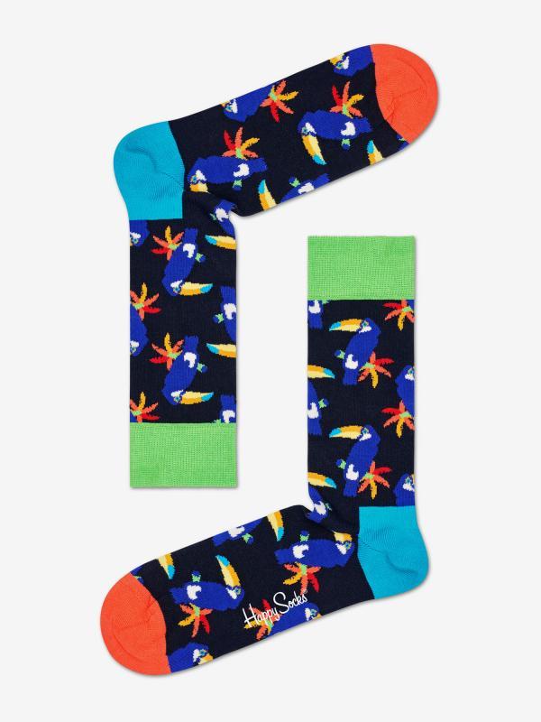 Ponožky Happy Socks Toucan Sock Barevná