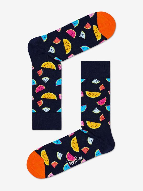 Ponožky Happy Socks Watermelon Sock Barevná