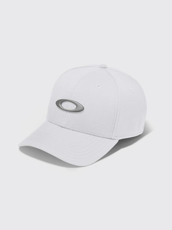 Kšiltovka Oakley Tincan Cap Bílá