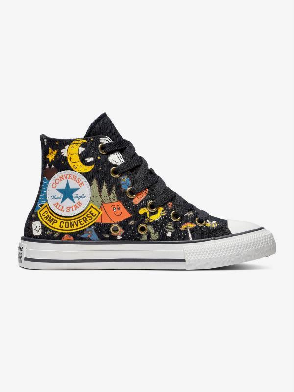 Boty Converse Chuck Taylor All Star Černá