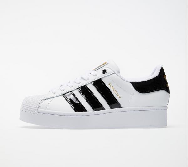 adidas Superstar Bold W Ftwr White/ Core Black/ Gold Met.