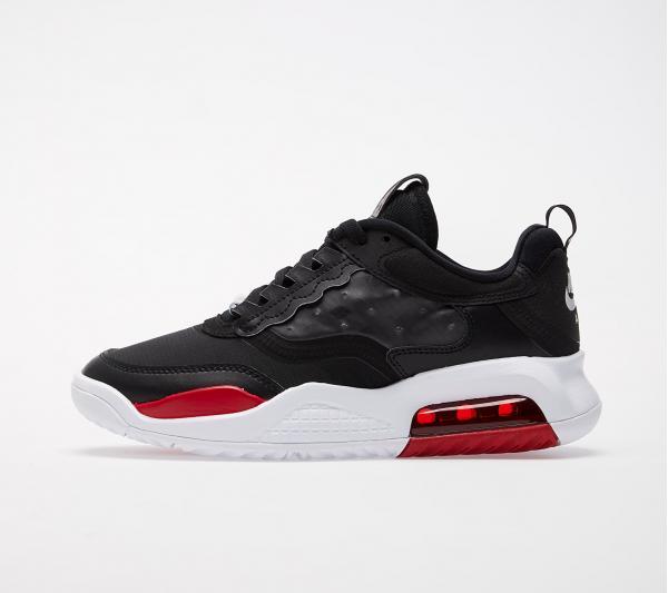 Jordan Max 200 (GS) Black/ Gym Red-White