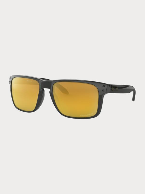 Brýle Oakley Holbrook Xl Midnight Poldbkw Prizm24Kpol Černá