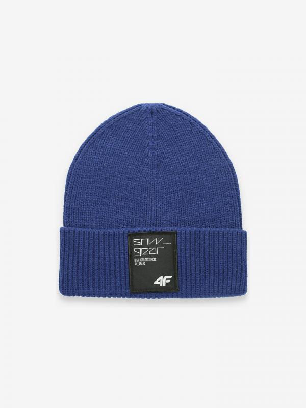 Čepice 4F Cam062 Cap Modrá