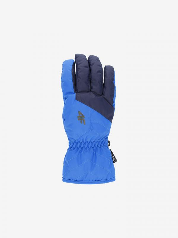 Rukavice 4F Rem001 Ski Gloves Modrá