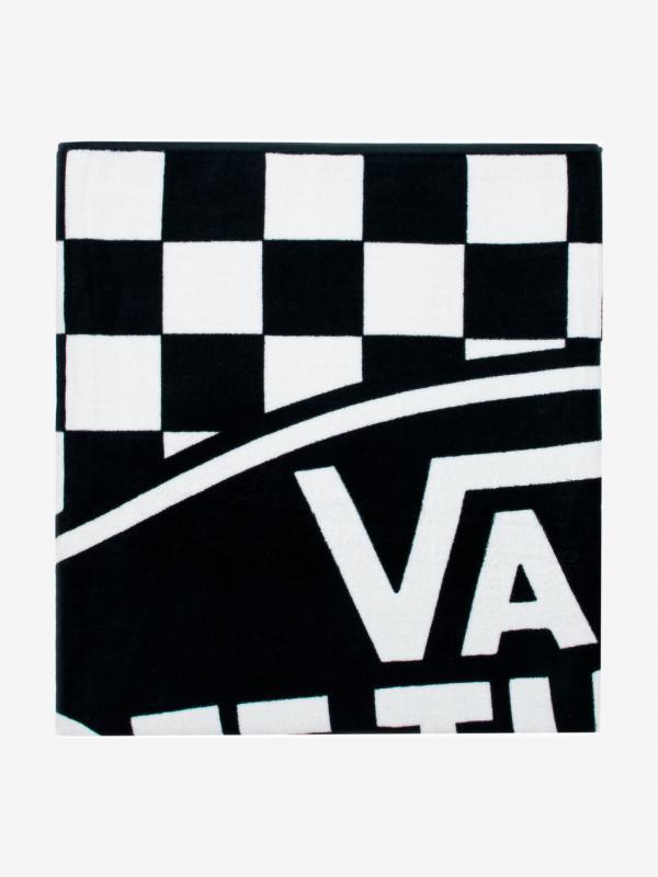 Ručník Vans Mn Otw Towel Black/White Barevná