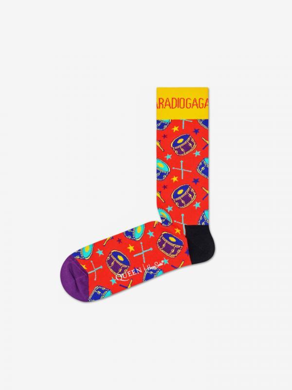 Ponožky Happy Socks Queen 2 Sock Barevná