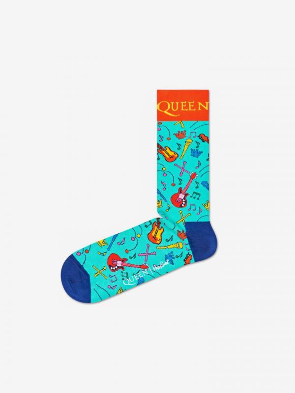 Ponožky Happy Socks Queen 4 Sock Barevná