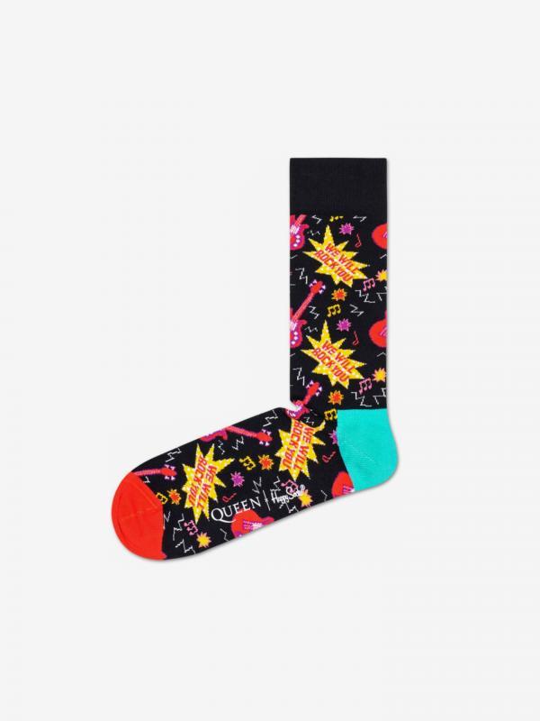 Ponožky Happy Socks Queen 6 Sock Barevná