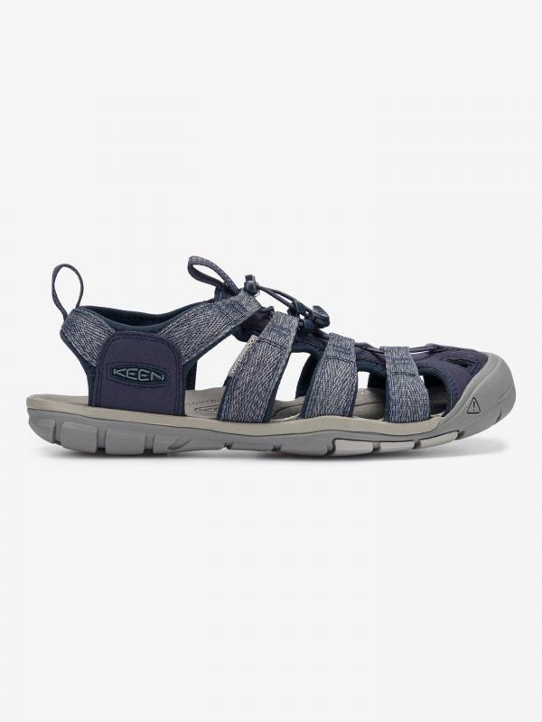 Sandály Keen Clearwater Cnx M Blue/Steel Grey Us Modrá