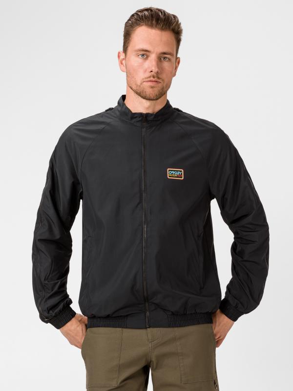 Bunda Oakley Ventilation Track Jacket Černá