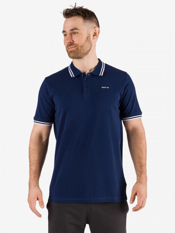 Tričko SAM 73 MTSR543677SM Modrá