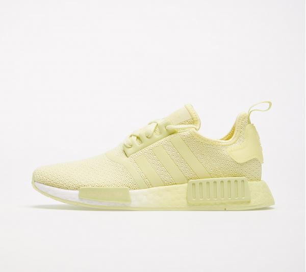 adidas NMD_R1 W Yellow Tint/ Yellow Tint/ Ftw White