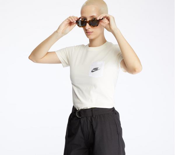 Nike Sportswear Icon Clash Tee Pale Ivory