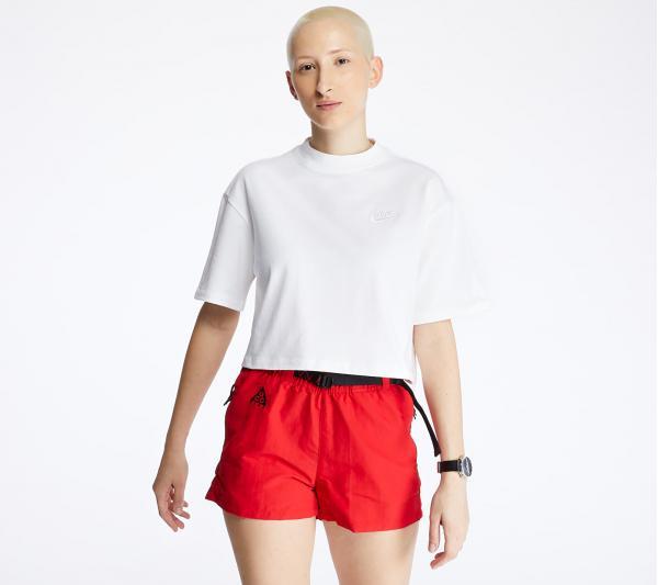 Nike Sportswear Jersey Top White/ White