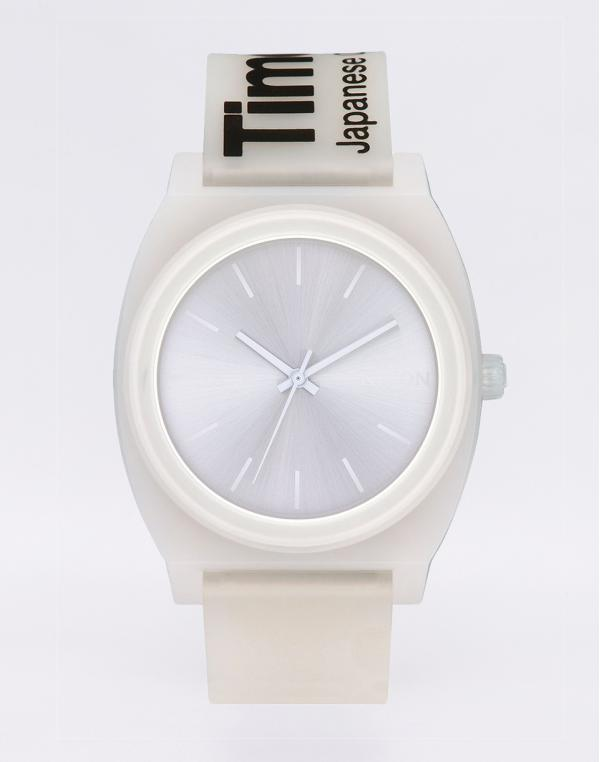 Nixon Time Teller P INVISI-GRAY