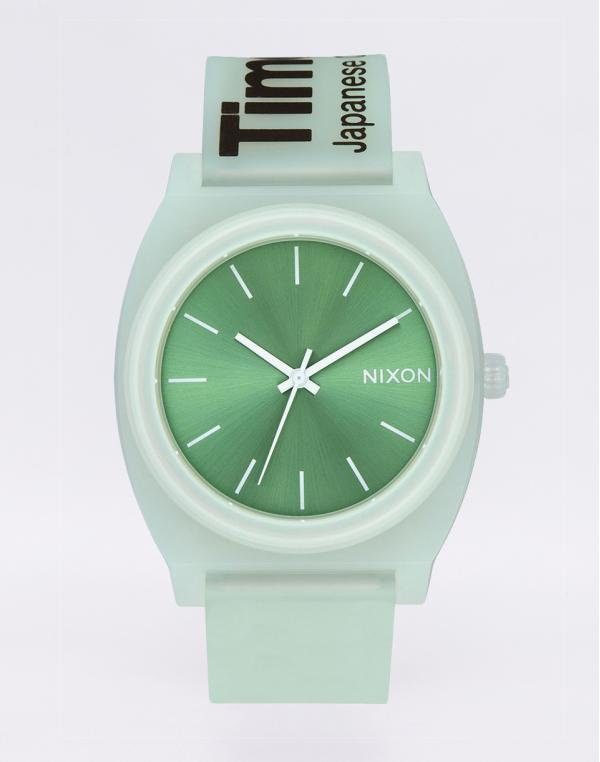 Nixon Time Teller P INVISI-MINT