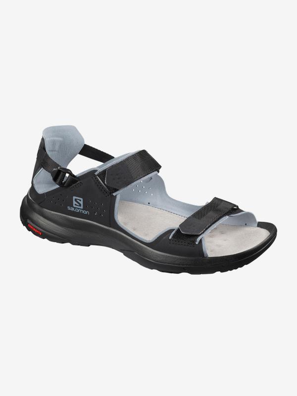 Sandály Salomon Tech Sandal Feel Black/Flint /Bk Černá