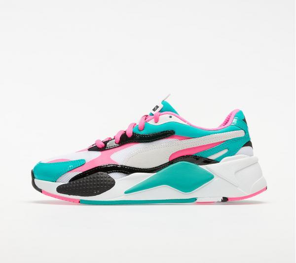 Puma RS-X³ Plastic Puma White-Fluo Pink