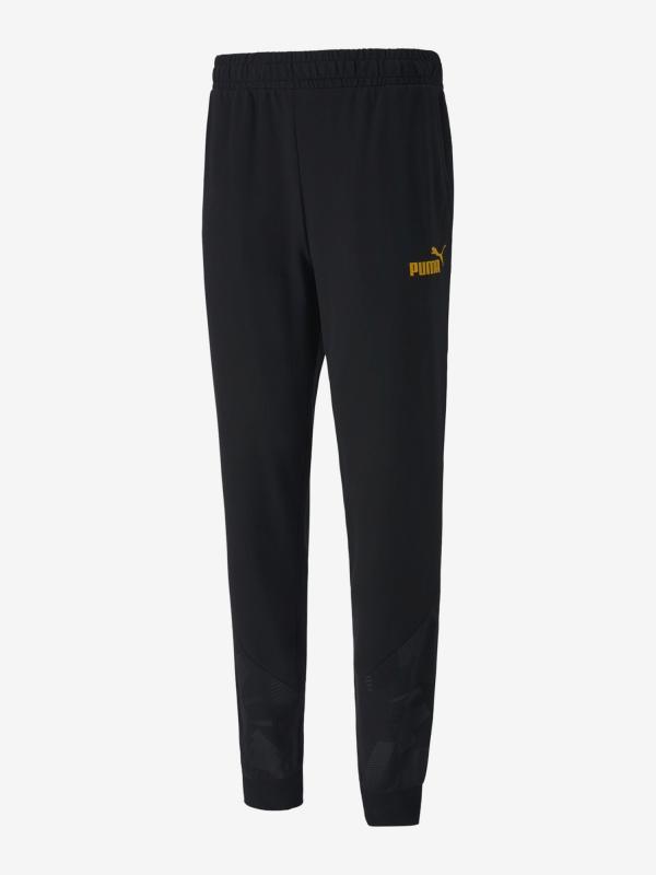 Tepláky Puma Summer Print Sweat Pants Černá