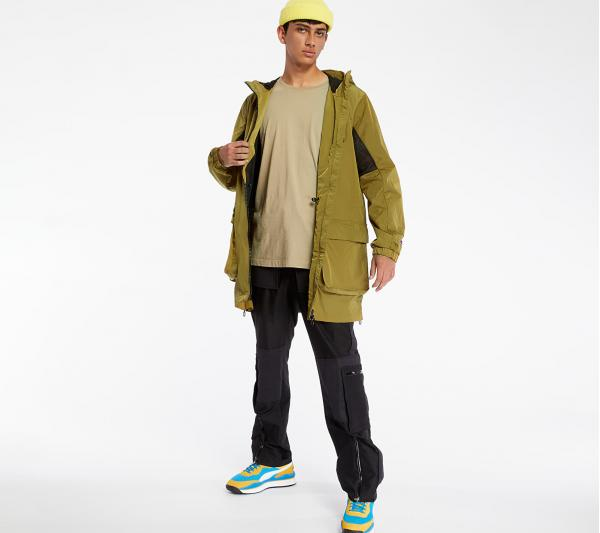 Champion Jacket Green