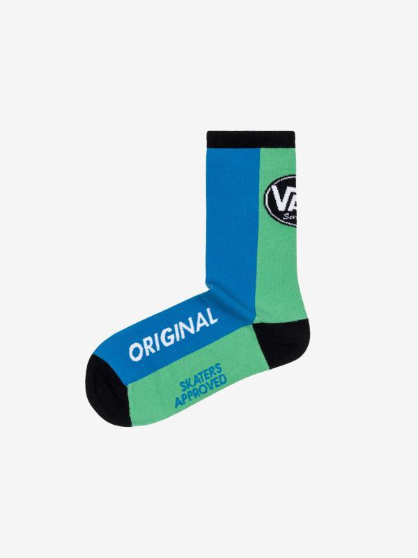 Ponožky Vans Wm 6.5-10 1Pk Rmp Cw Green Spruce Zelená