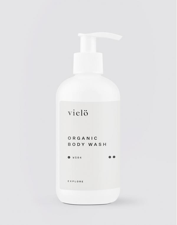 vielö Explore Organic Body Wash 250ml