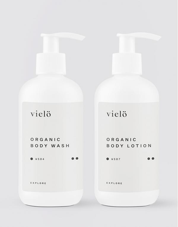 vielö Explore Organic Duo Body 500ml