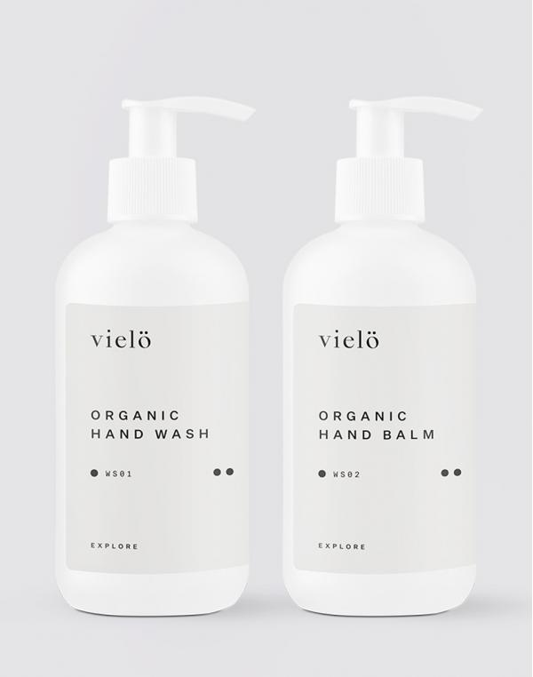 vielö Explore Organic Duo Hand 500ml