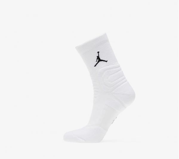 Jordan Flight Ankle Socks White/ Black
