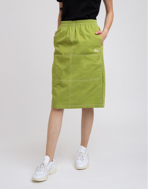Stüssy Minimal Cargo Skirt Grass S