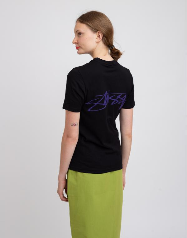 Stüssy Smooth Stock Tee black S