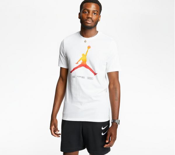 Jordan Legacy AJ11 Tee White