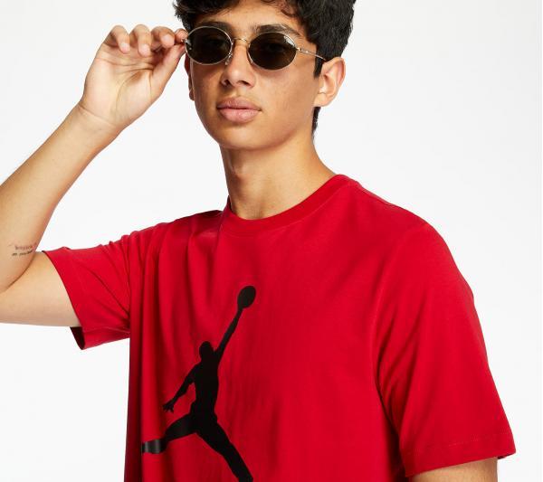 Jordan Air Jumpman Tee Red