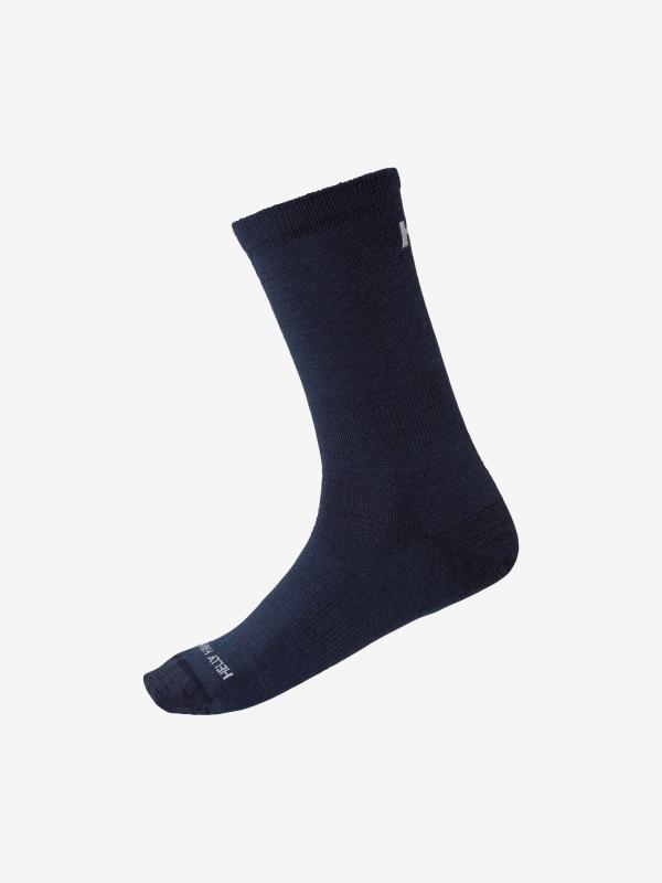 Ponožky Helly Hansen Modrá