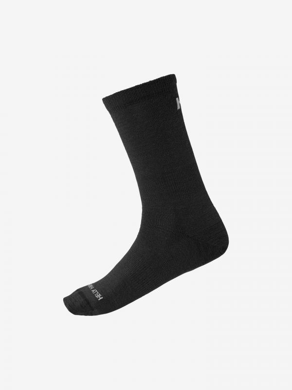 Ponožky Helly Hansen Černá