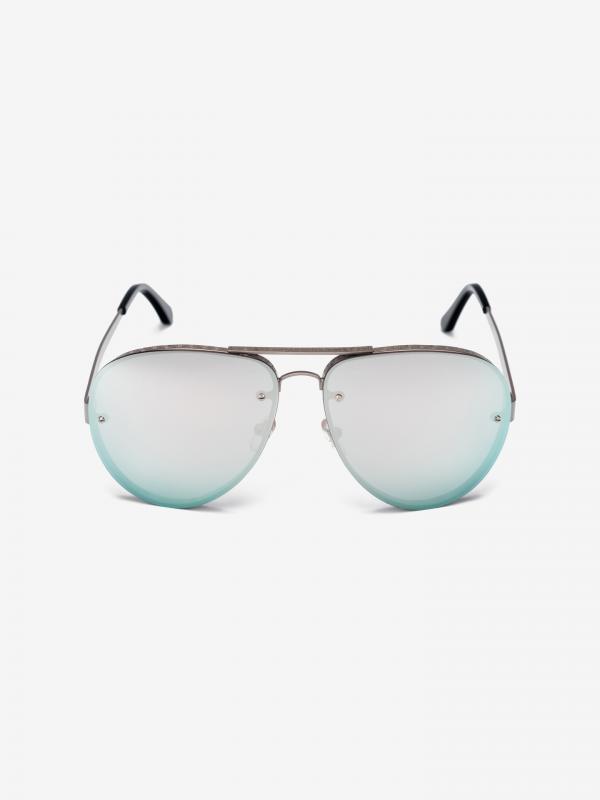 Kitty Sluneční brýle Philipp Plein Stříbrná