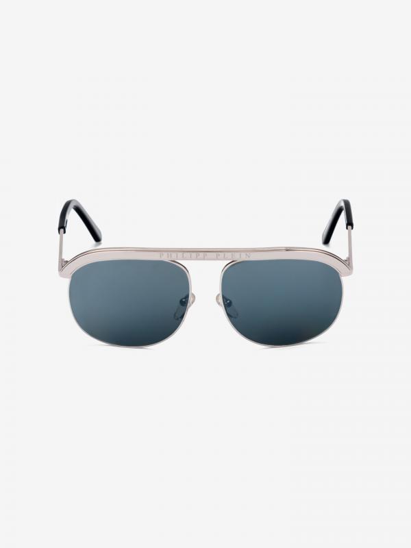 Harry Sluneční brýle Philipp Plein Modrá