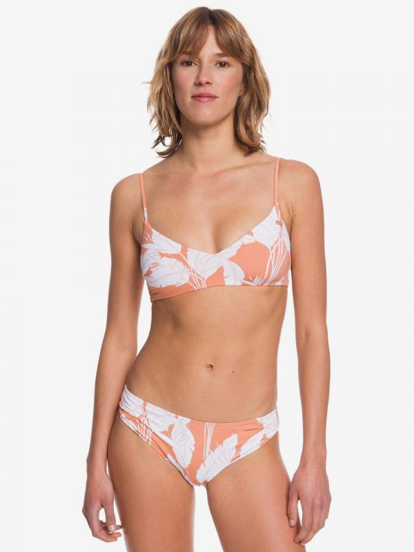 Printed Beach Dvoudílné plavky Roxy Oranžová