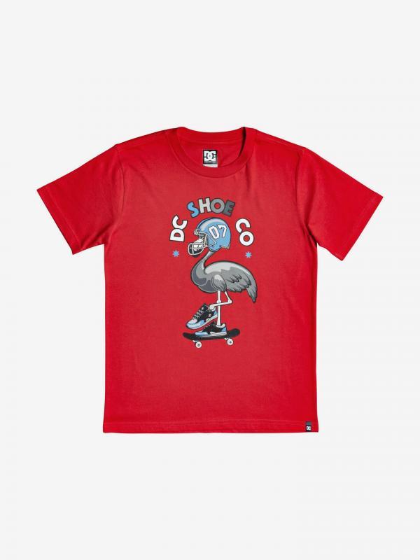 Mingoback Triko dětské DC Červená
